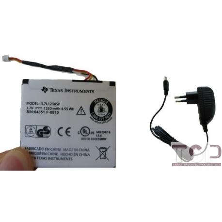 Pack TSP Batterie rechargeable et le chargeur